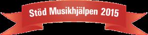 Musikhjälpen 2015 Banner