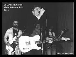 Ulf Lundell 1975